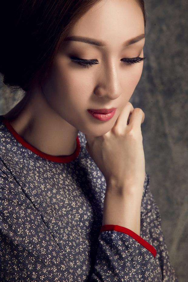 Lều Phương Anh tái xuất sau khi sinh con bằng album nhạc trữ tình - Ảnh 7.