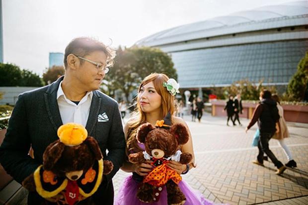 Lặn lội sang Nhật Bản chụp ảnh cưới, cặp đôi Trung Quốc nhận về toàn... thảm họa - Ảnh 9.