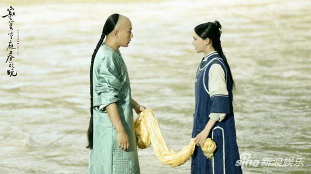 Công chúa Bạch Tuyết Trịnh Sảng tấn công phim ảnh Hoa ngữ - Ảnh 13.