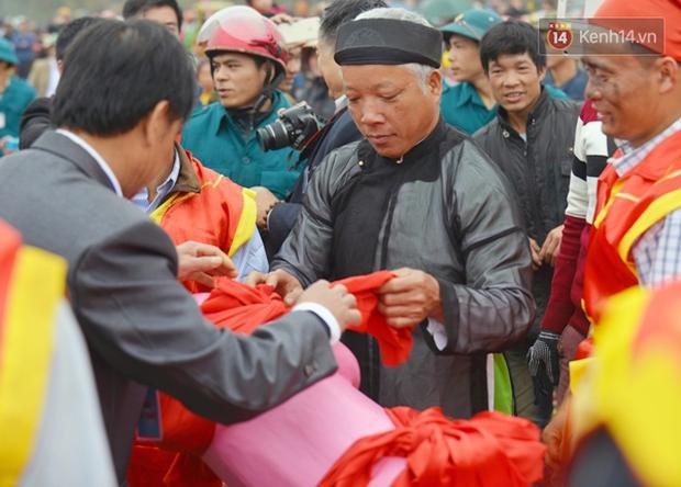 Lễ hội rước của quý độc nhất vô nhị ở Lạng Sơn - Ảnh 10.