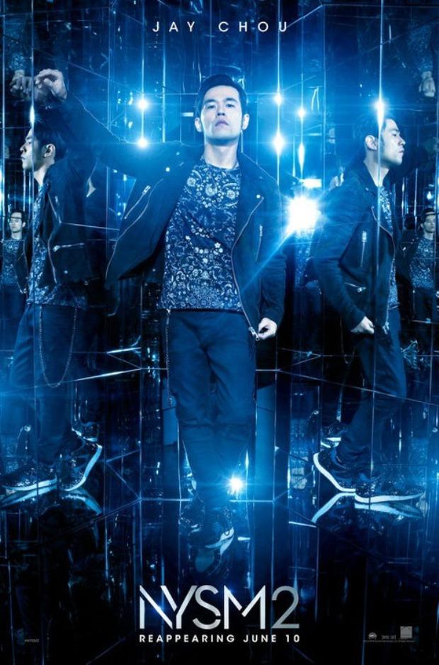 Now You See Me 2 tiếp tục khiến khán giả phát cuồng với những màn ảo thuật huyền diệu - Ảnh 9.