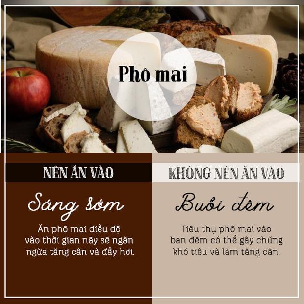 Giờ ăn chuẩn xác cho các thực phẩm quen thuộc để nhân đôi lợi ích - Ảnh 8.