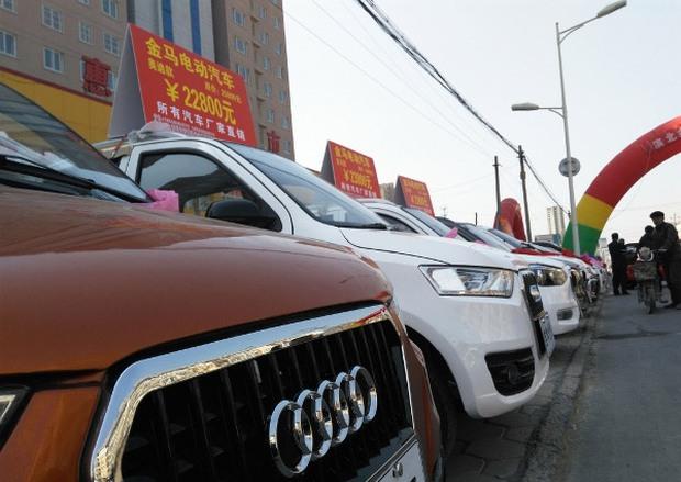 Hãng ô tô điện khiến người ta cười ra nước mắt với loạt sản phẩm nhái các dòng xe Audi, BMW, Range Rover... - Ảnh 4.