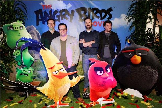 Thái Hòa trở thành Red cáu giận trong The Angry Birds Movie - Ảnh 9.