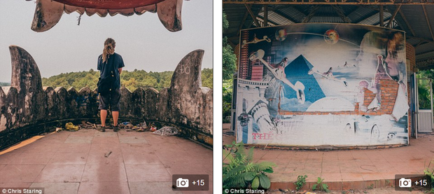 Thêm những hình ảnh rùng rợn của công viên nước bỏ hoang tại Việt Nam lên báo nước ngoài - Ảnh 10.