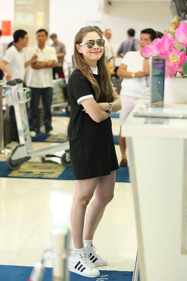 Thanh Thảo mang 200kg hành lý ra Hà Nội để phục vụ cho liveshow - Ảnh 9.