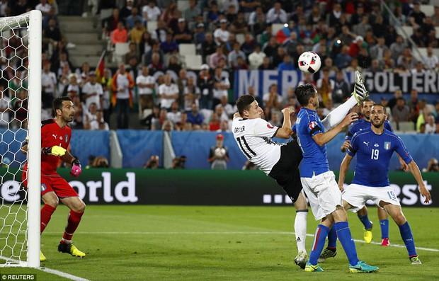 Đức vỡ òa, Italia sụp đổ sau trận tứ kết nghẹt thở trên chấm luân lưu - Ảnh 9.