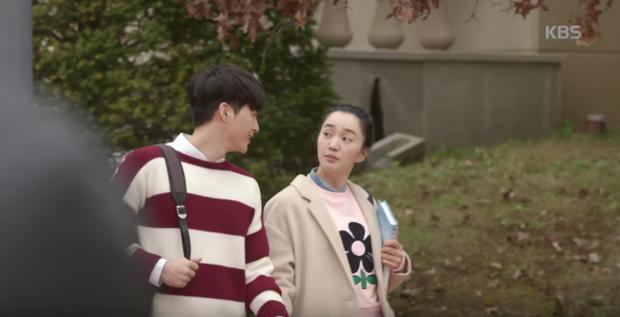 """Soo Ae rũ bỏ mác """"nữ hoàng nước mắt"""", phải lòng trai đẹp Kim Young Kwang - Ảnh 10."""