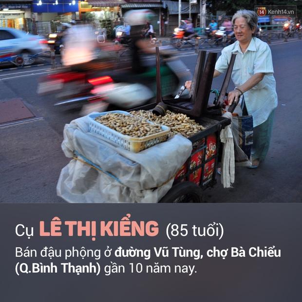 Ghi nhớ những địa chỉ ăn vặt này để ủng hộ các cụ già vẫn phải mưu sinh ở Sài Gòn - Ảnh 10.