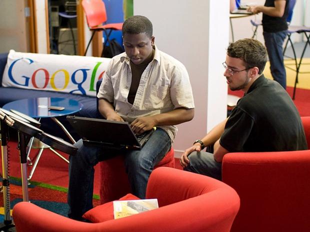 Loạt ảnh chứng minh Google là một trong những công ty đáng đầu quân nhất - Ảnh 9.