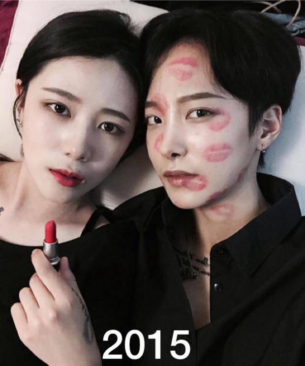 Chuyện tình đẹp của cặp đôi đồng tính nữ Hàn Quốc sẽ khiến bạn dám làm tất cả chỉ để yêu! - Ảnh 9.