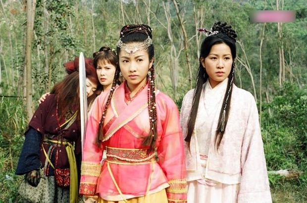 Những bộ phim Kim Dung được tái dựng ăn khách nhất của TVB - Ảnh 14.