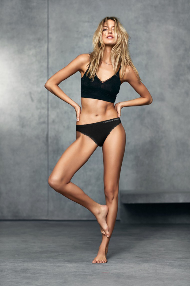 Vòng eo phẳng lỳ sau 2 tuần với bài tập của thiên thần Victoria's Secret - Ảnh 1.