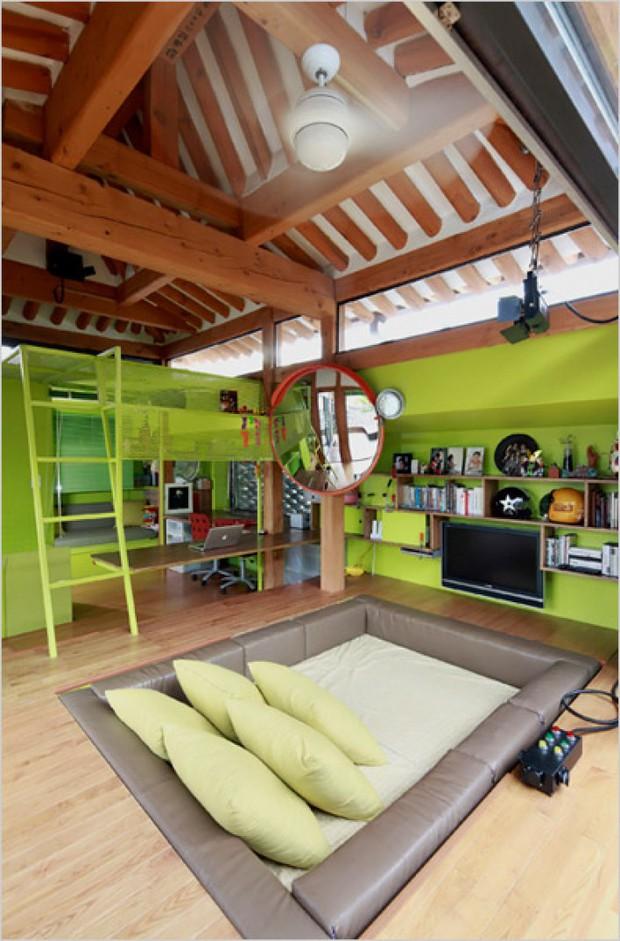 15 căn phòng khách với thiết kế khiến vạn người mê - Ảnh 10.