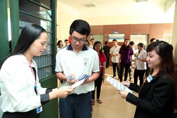 Phương án tổ chức kỳ thi THPT Quốc gia 2017 - Ảnh 1.