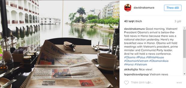 Nhiếp ảnh gia Nhà Trắng và phóng viên Washington Post khoe ảnh thưởng thức cafe Việt Nam trên Instagram - Ảnh 4.