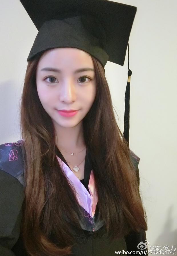 Loạt ảnh những nữ thần giảng đường Trung Quốc xinh như mơ trong ngày tốt nghiệp - Ảnh 18.
