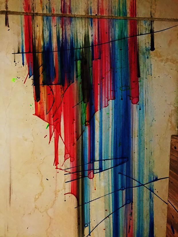 Bộ sưu tập 15 bức tranh ngẫu hứng được tạo nên từ cuộc sống hằng ngày - Ảnh 7.