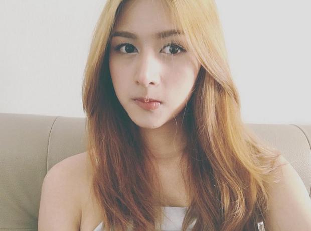 Đây là hot girl Thái Lan được nhận xét có gương mặt giống Quỳnh Anh Shyn đến 80%! - Ảnh 13.