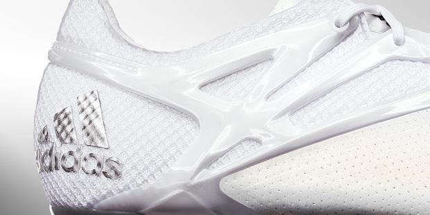 Adidas tặng Messi giày thửa tuyệt đẹp mừng Quả bóng vàng FIFA - Ảnh 9.