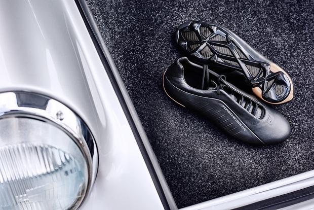 Liên minh Adidas - Porsche ra mắt dòng giày bóng đá đẹp long lanh - Ảnh 2.
