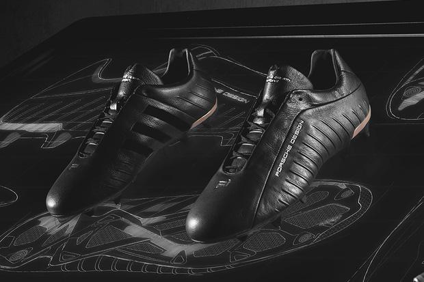 Liên minh Adidas - Porsche ra mắt dòng giày bóng đá đẹp long lanh - Ảnh 7.