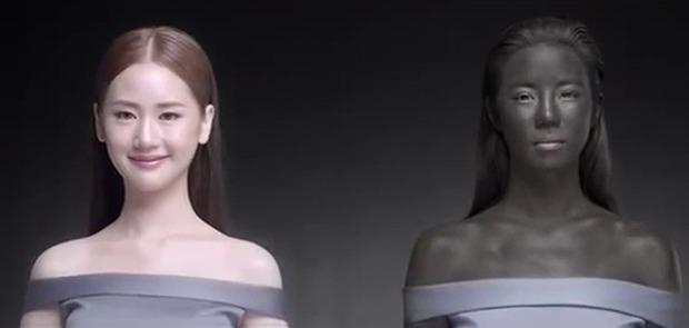 Đoạn quảng cáo mỹ phẩm Thái Lan gây phẫn nộ vì phân biệt sắc tộc - Ảnh 2.