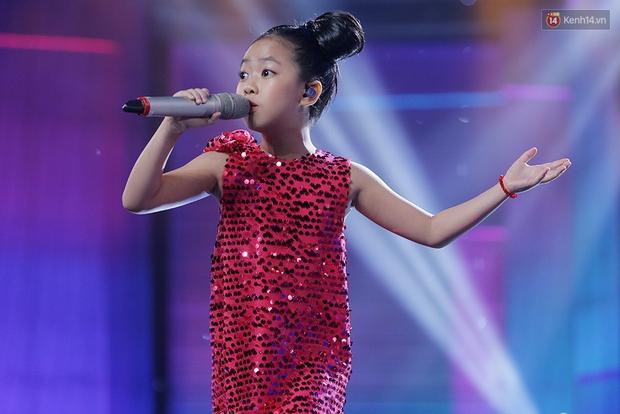 Idol nhí: Big Bang nhí quẩy tung sân khấu, em út Diệp Nhi bất ngờ ra về - Ảnh 10.