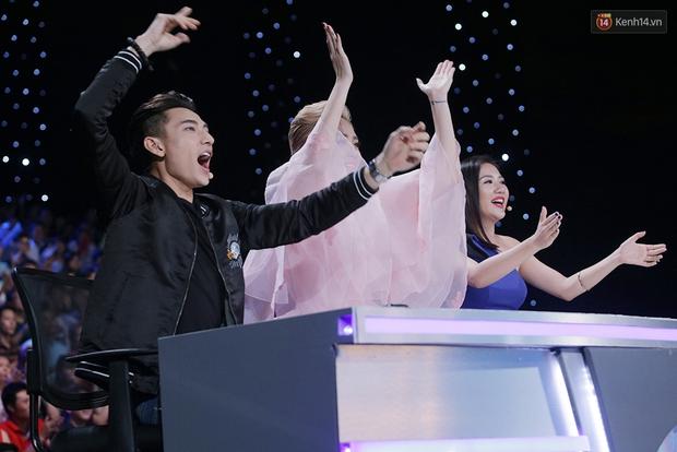 Idol nhí: Big Bang nhí quẩy tung sân khấu, em út Diệp Nhi bất ngờ ra về - Ảnh 11.