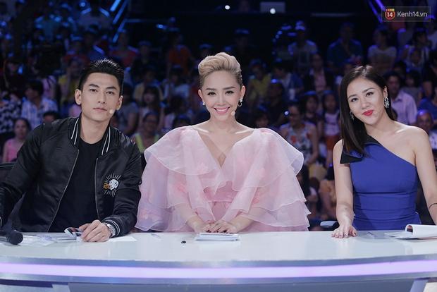 Idol nhí: Big Bang nhí quẩy tung sân khấu, em út Diệp Nhi bất ngờ ra về - Ảnh 1.