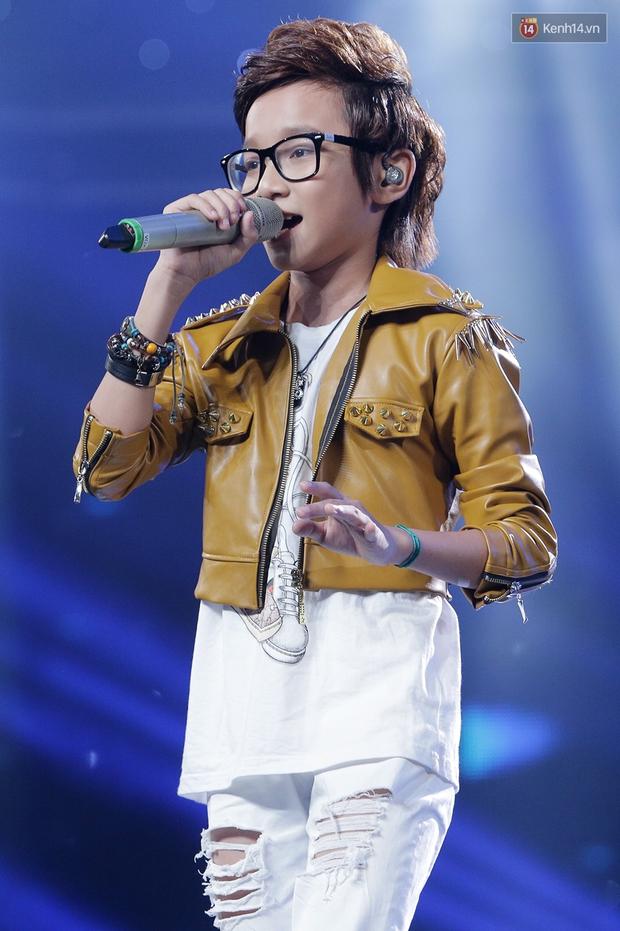 Idol nhí: Big Bang nhí quẩy tung sân khấu, em út Diệp Nhi bất ngờ ra về - Ảnh 13.