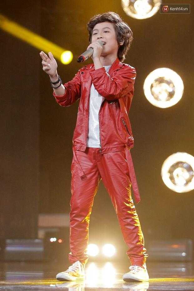 Idol nhí: Big Bang nhí quẩy tung sân khấu, em út Diệp Nhi bất ngờ ra về - Ảnh 4.