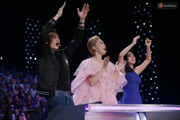 Idol nhí: Big Bang nhí quẩy tung sân khấu, em út Diệp Nhi bất ngờ ra về - Ảnh 5.