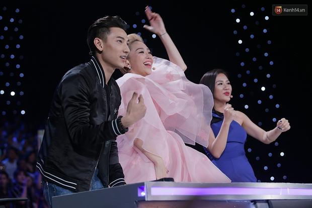 Idol nhí: Big Bang nhí quẩy tung sân khấu, em út Diệp Nhi bất ngờ ra về - Ảnh 6.