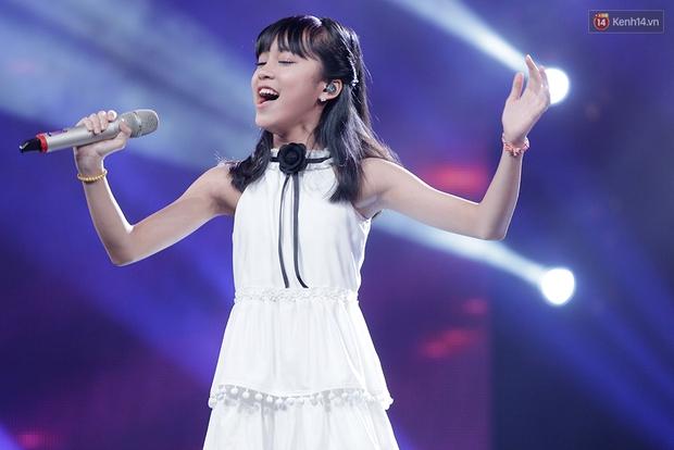 Idol nhí: Big Bang nhí quẩy tung sân khấu, em út Diệp Nhi bất ngờ ra về - Ảnh 17.