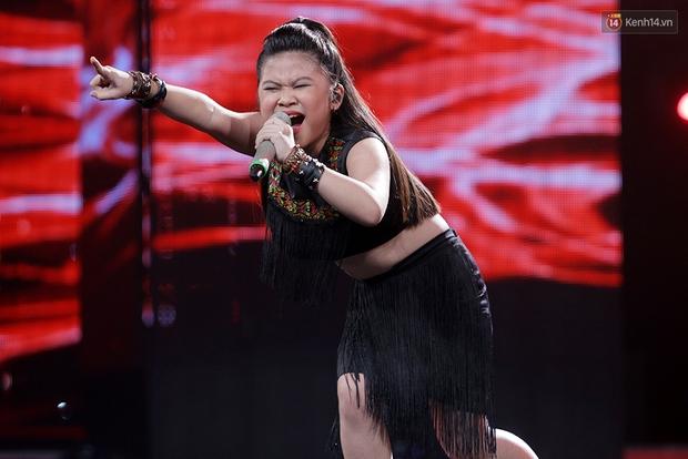 Idol nhí: Big Bang nhí quẩy tung sân khấu, em út Diệp Nhi bất ngờ ra về - Ảnh 19.