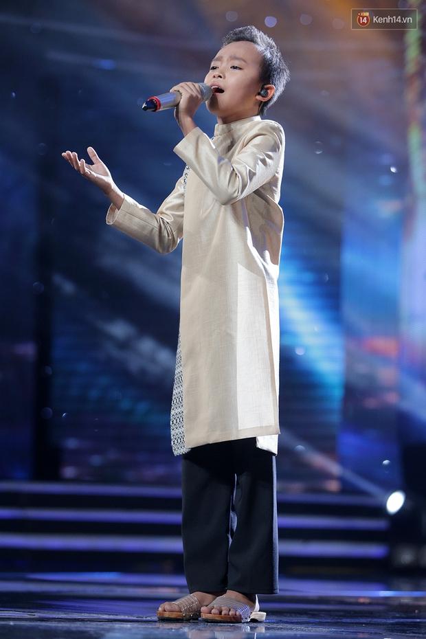 Idol nhí: Big Bang nhí quẩy tung sân khấu, em út Diệp Nhi bất ngờ ra về - Ảnh 21.