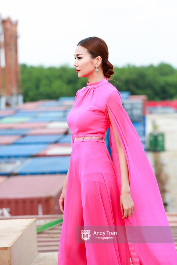Vietnams Next Top Model năm nay có một host Thanh Hằng quá tuyệt vời! - Ảnh 6.