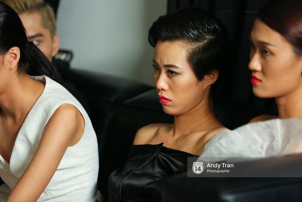 Next Top Model: Vai ác Thùy Trâm bị bóc trần máy quay tới là diễn - Ảnh 7.