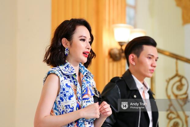 Next Top Model: Angela Phương Trinh đánh ghen, cãi lộn, khóc vật vã cùng thí sinh - Ảnh 2.