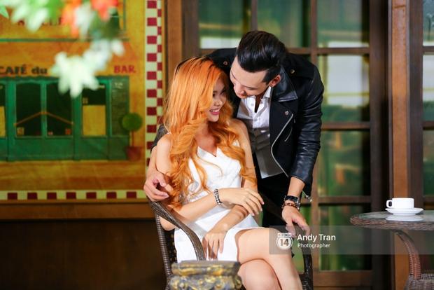 Next Top Model: Angela Phương Trinh đánh ghen, cãi lộn, khóc vật vã cùng thí sinh - Ảnh 6.
