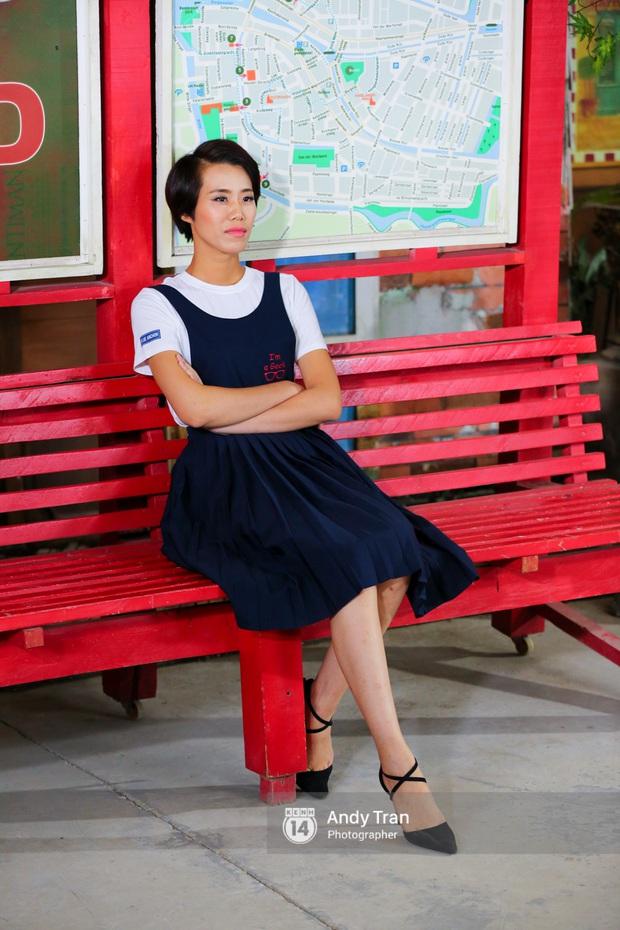 Next Top Model: Angela Phương Trinh đánh ghen, cãi lộn, khóc vật vã cùng thí sinh - Ảnh 9.