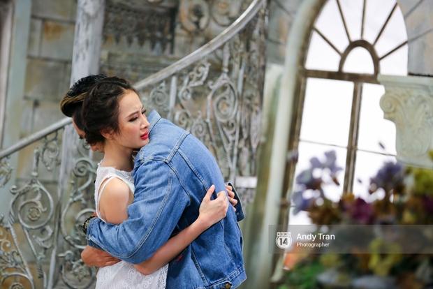 Next Top Model: Angela Phương Trinh đánh ghen, cãi lộn, khóc vật vã cùng thí sinh - Ảnh 10.
