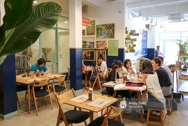 Quán cafe Sài Gòn với món chocolate made-in-Viet Nam vừa được lên New York Times - Ảnh 10.