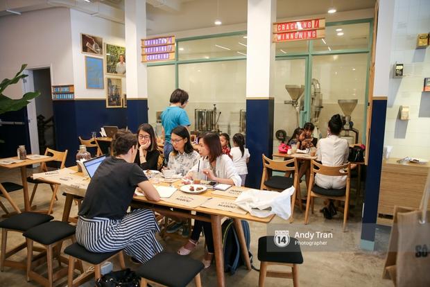 Quán cafe Sài Gòn với món chocolate made-in-Viet Nam vừa được lên New York Times - Ảnh 12.