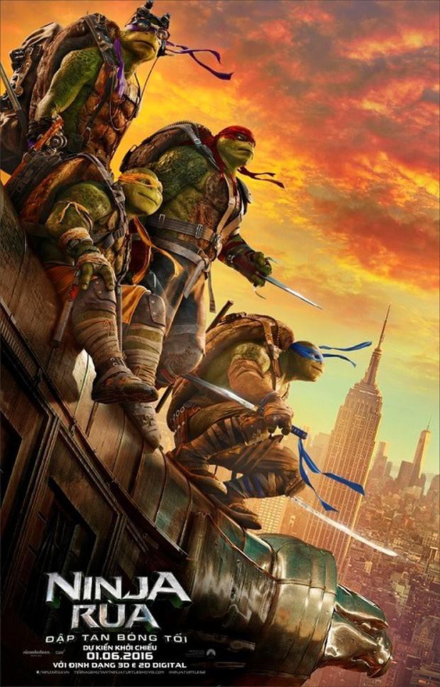 Tháng 6 - Mùa phim bom tấn chính thức khởi động - Ảnh 2.