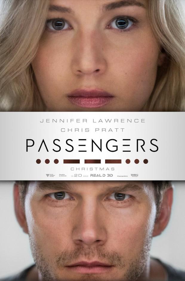 Passengers - Chuyện tình của những kẻ du hành cô dơn - Ảnh 1.