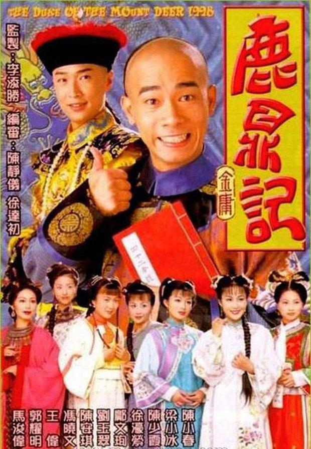Những bộ phim Kim Dung được tái dựng ăn khách nhất của TVB - Ảnh 10.