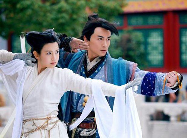 Những bộ phim Kim Dung được tái dựng ăn khách nhất của TVB - Ảnh 16.