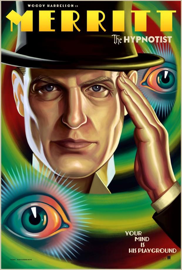 Điểm mặt các cao thủ ảo thuật trong Now You See Me 2 - Ảnh 2.